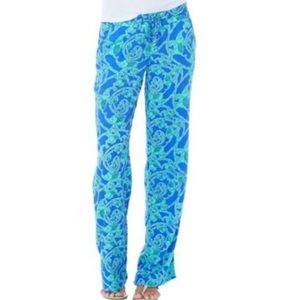 Lilly Pulitzer Philippi wide leg pants